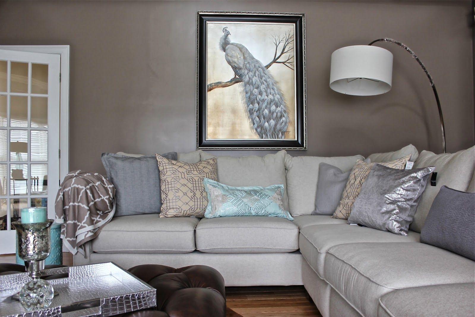 Maison Decor: Home Decor Palette: Neutrals Plus One