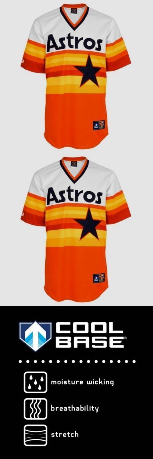 ... denmark baseball mlb 24410 houston astros home throwback cooperstown  cool base jersey rainbow edition mlb c75cb 59903cebd
