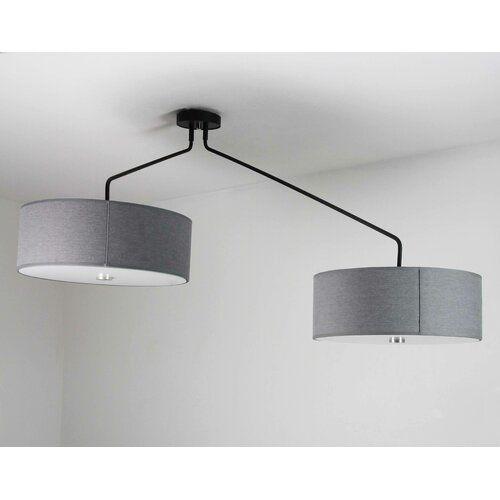 Aileu 6 Light Track Kit Brayden Studio In 2020 Ceiling