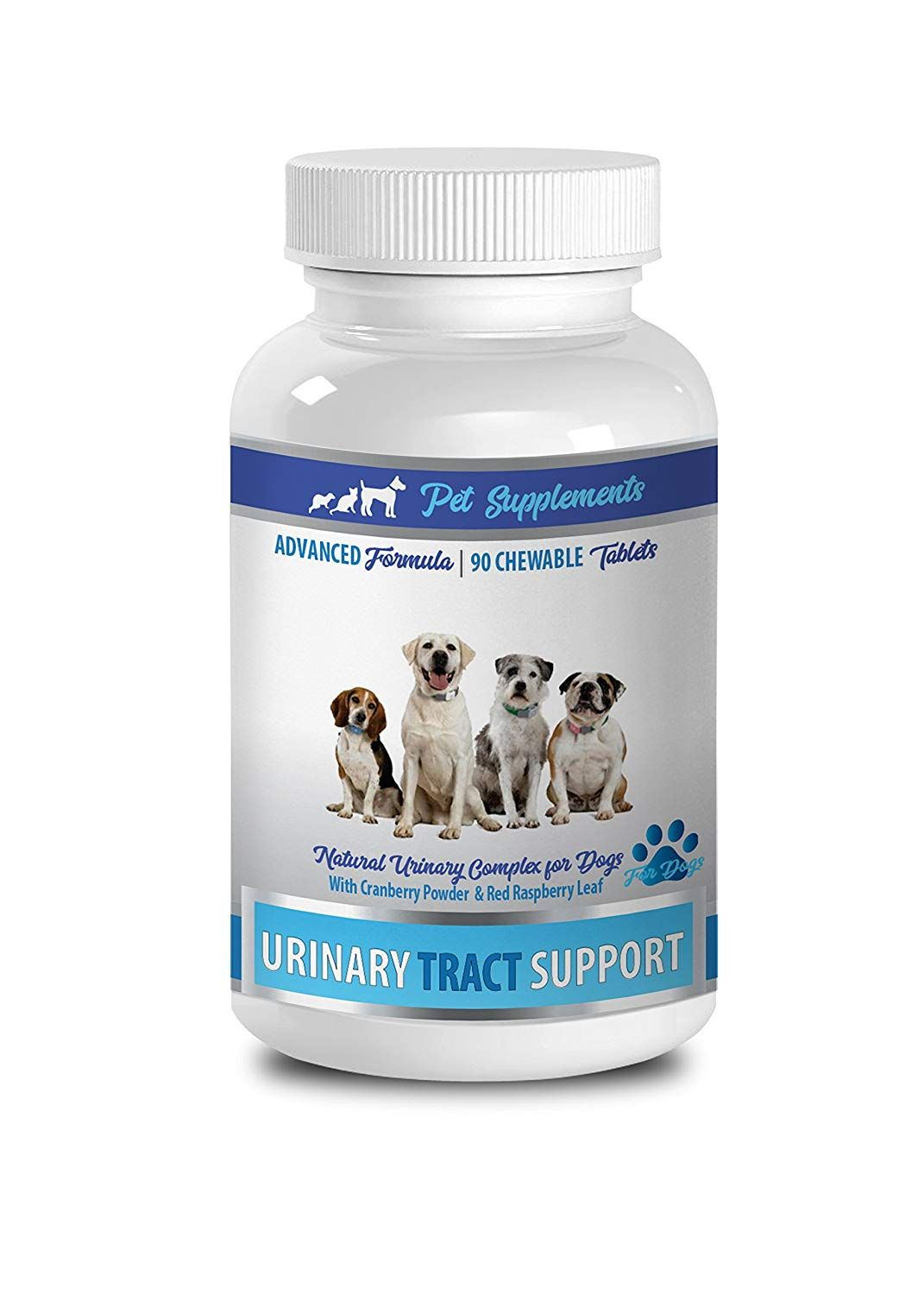 Pet Supplements Dog Urinary Health Food Urinary Tract Support Dogs Advanced Complex Chewable Cranberry Dog Pet Supplements Urinary Tract Urinary Health