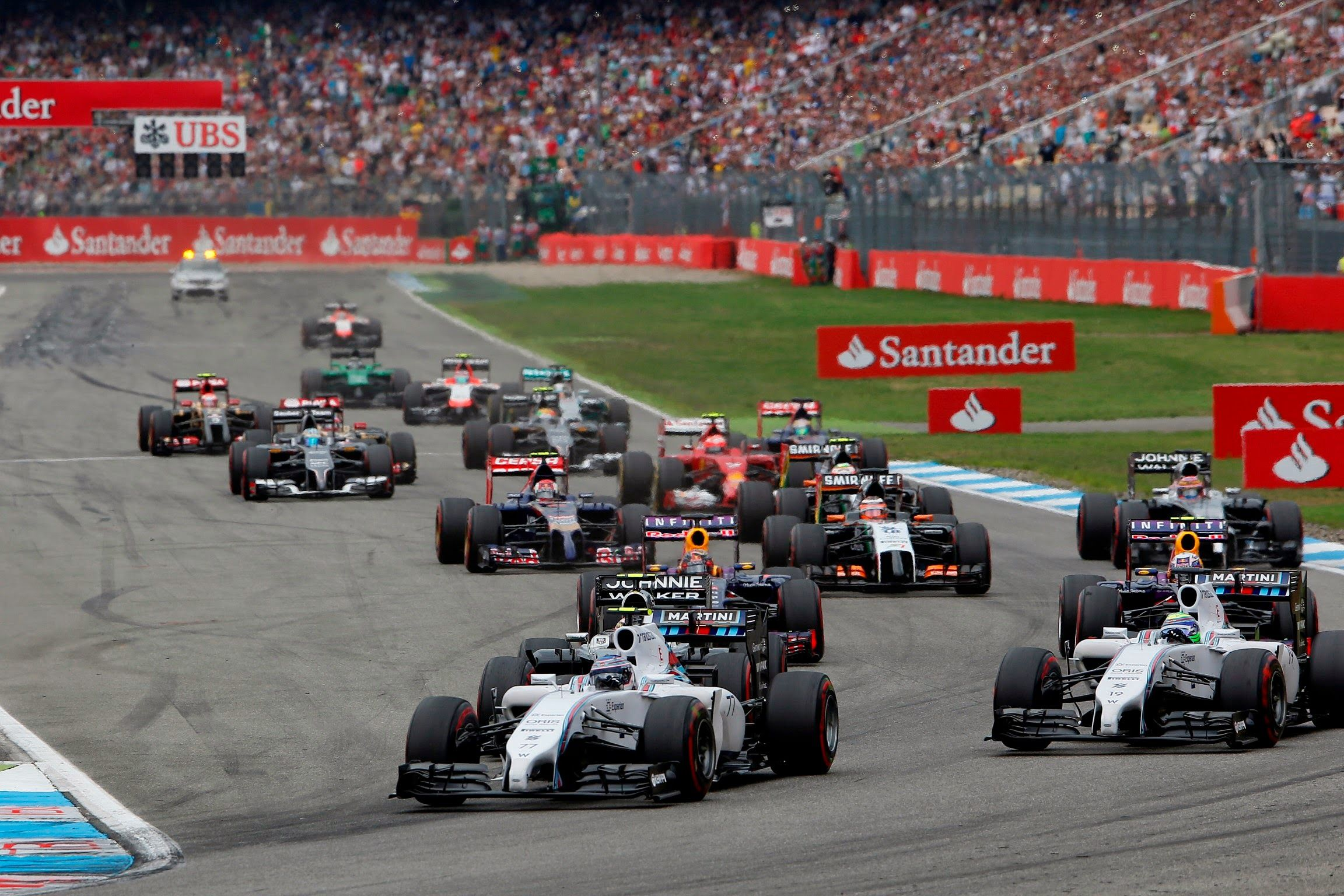 2014 Germany F1 GP