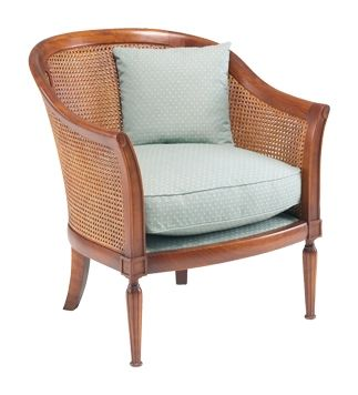 Stanway chair by Wesley-Barrell | Colonial furniture ...