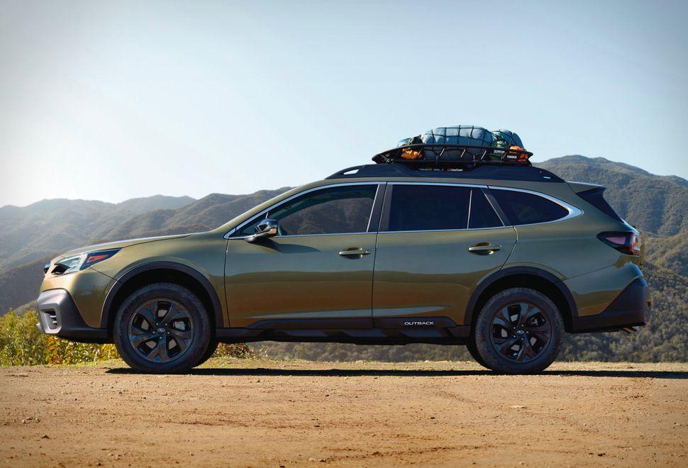 2020 Subaru Outback Subaru Outback Subaru Outback Offroad Subaru