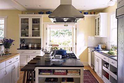 Kitchen islands kitchen kitchen island table kitchen - Kitchen island with cooktop and seating ...