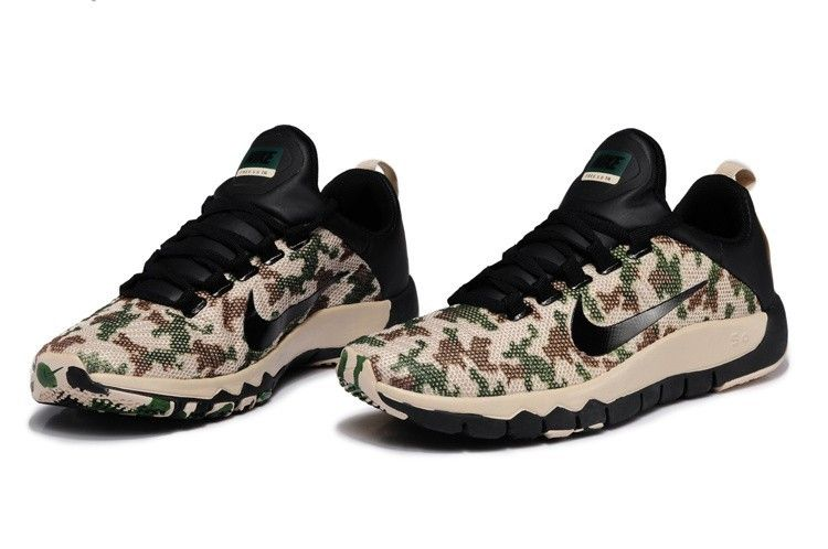 7f8a9d867e9e Nike Free Trainer 5.0 NKG Army Camouflage Mens Training Shoes black  BeigeMMWKn 3