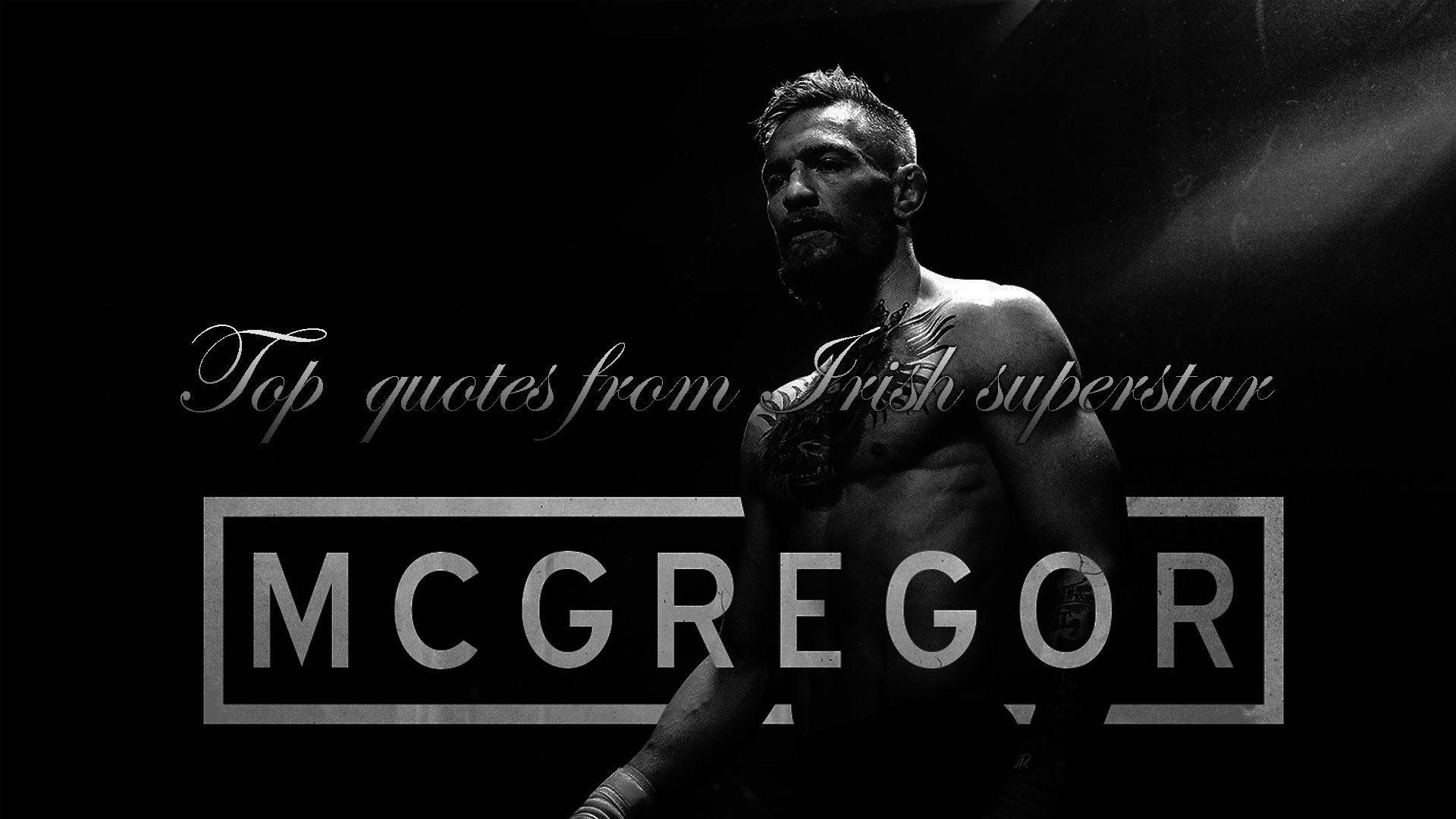 Conor Mcgregor Quotes Wallpaper Picture Desktop Wallpaper Box Mcgregor Wallpapers Conor Mcgregor Wallpaper Conor Mcgregor