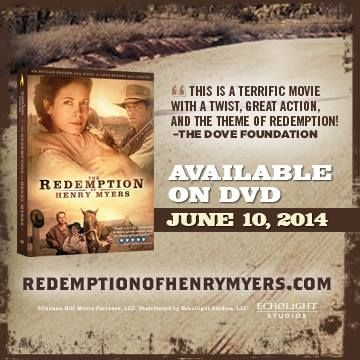 Visit www.redemptionofhenrymyers.com today and pre order your copy of The Redemption of Henry Myers!
