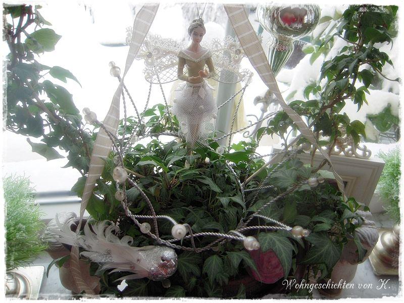 #Weihnachtsdeko mit #Elfe http://de.dawanda.com/shop/Wohngeschichten-von-K
