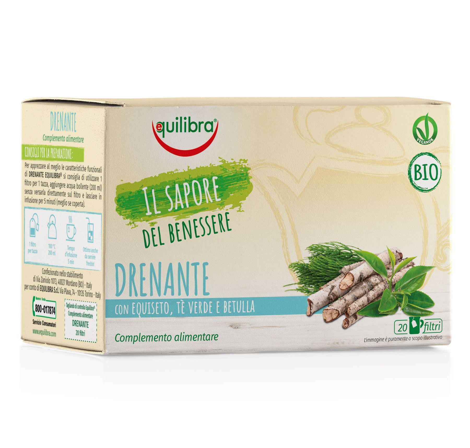 Packaging Design – Equilibra – Il Sapore Del Benessere – Tisana Funzionale – ABC…