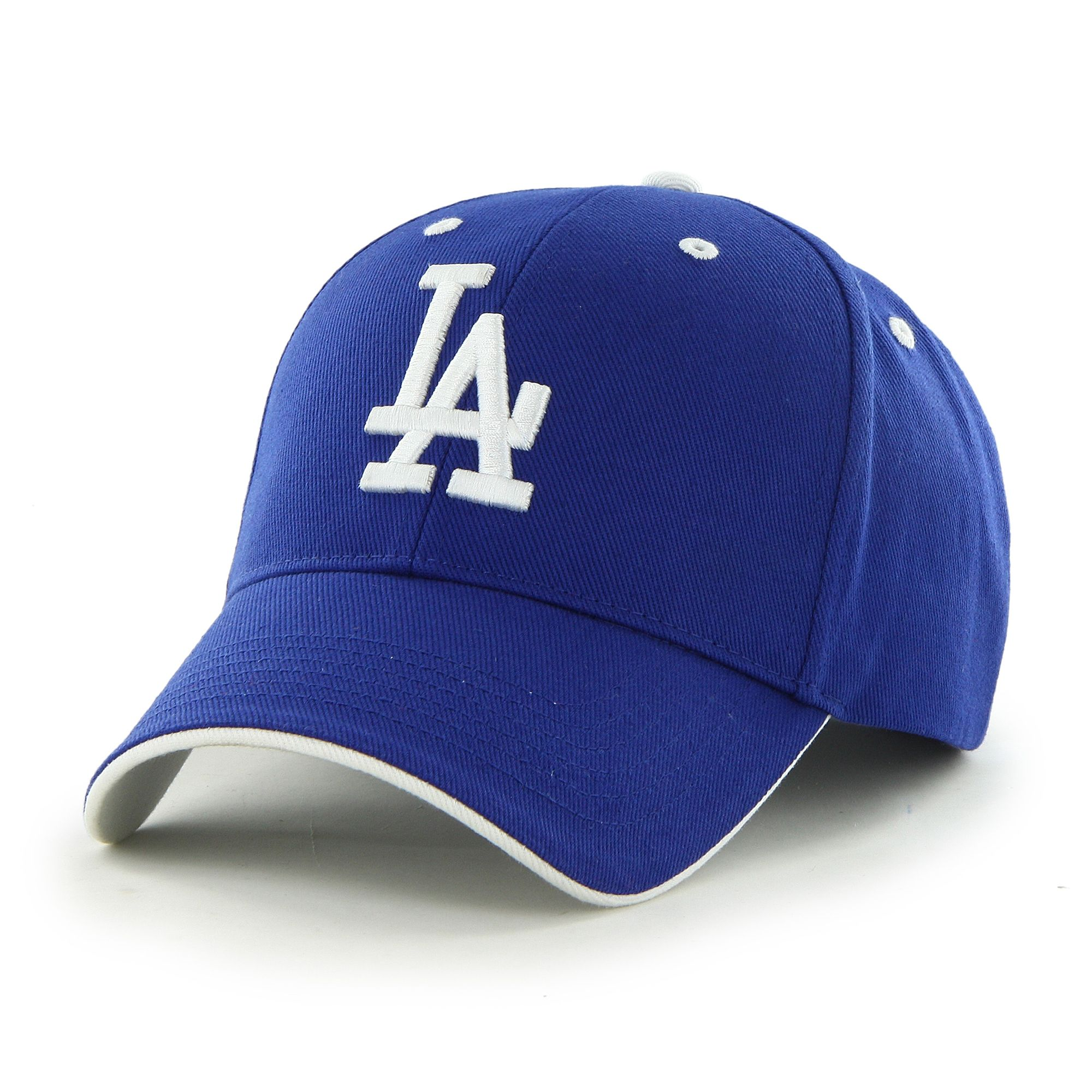 hot sale online 62646 dc04a Los Angeles Dodgers 47 Brand Royal Franchise Fitted Hat - Detroit Game Gear