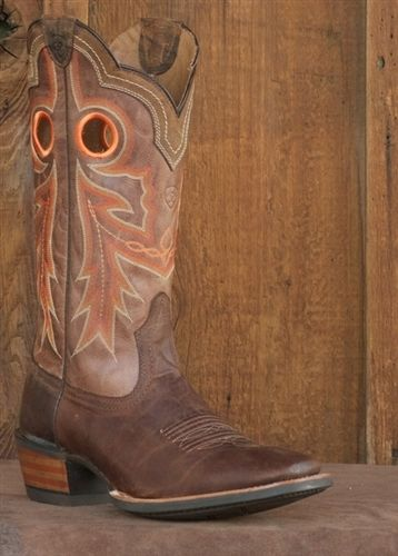 ff040a36cd0 Ariat Wildstock 10005876 Wide Square Toe Boot | Favorite Cowboy ...