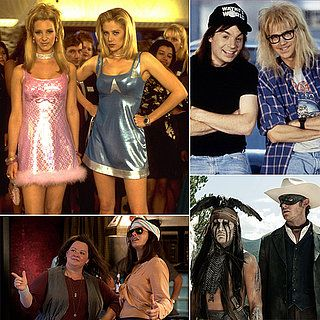 halloween costume ideas for best friends lol the heat - Romy And Michelle Halloween Costumes