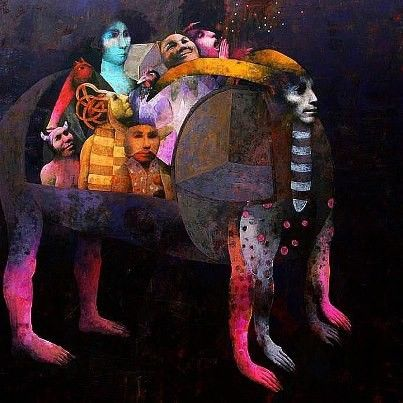 By Joselito Sabogal, Peru