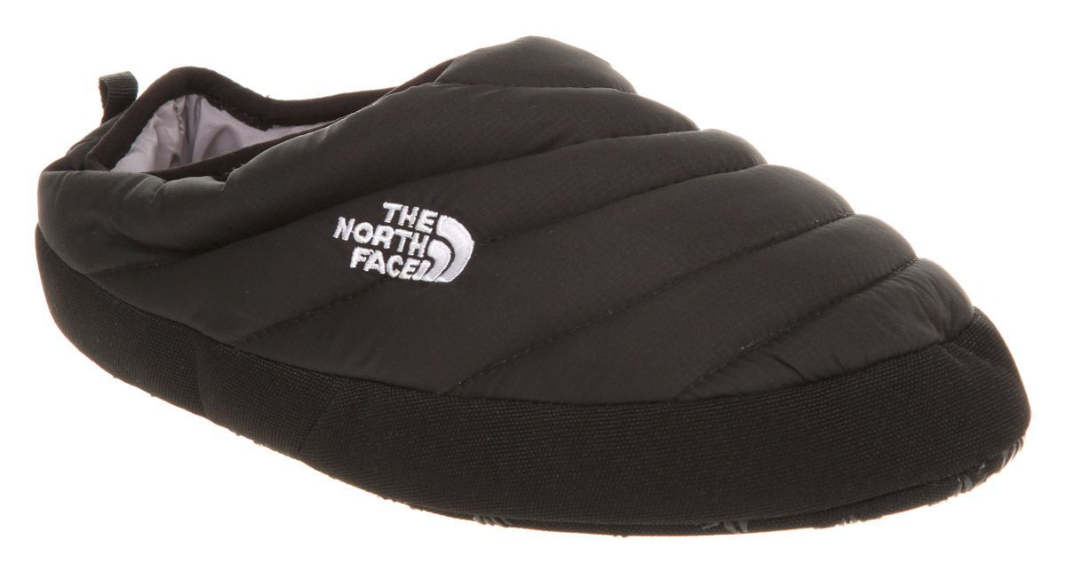 The North Face Womens Nse Tent Mule Iii Black - slippers