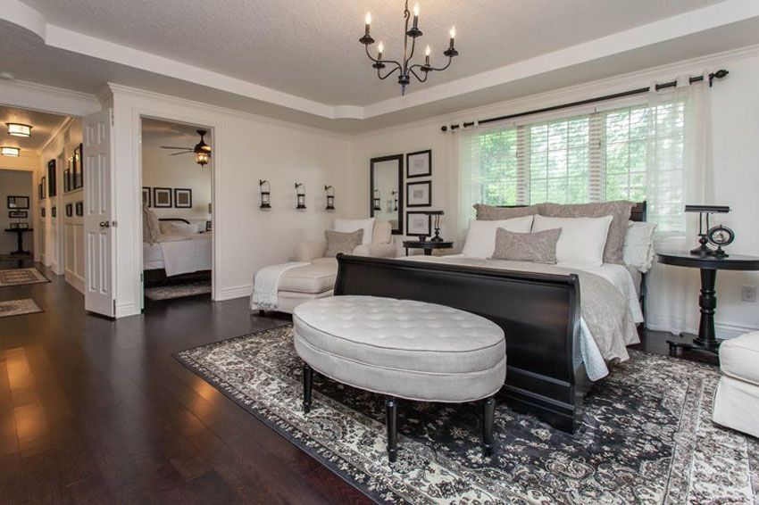 Beautiful Bedrooms With Wood Floors Pictures Large Master Bedroom Ideas Master Bedroom Layout Large Bedroom Layout