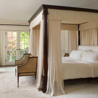 bed+canopy+ideas   Bedroom canopy bed Design Ideas, Pictures ...