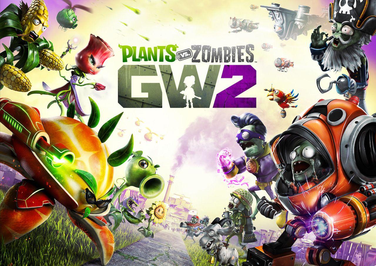 Plants Vs. Zombies: Garden Warfare 2, Ecco Il Gameplay Trailer Della  Modalità Single Player
