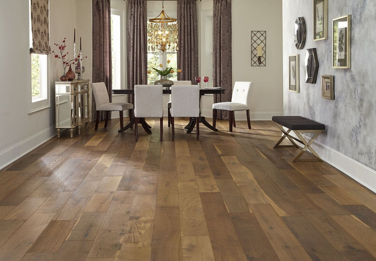 2 1/4 White Oak Flooring Unfinished in 2020 Hardwood