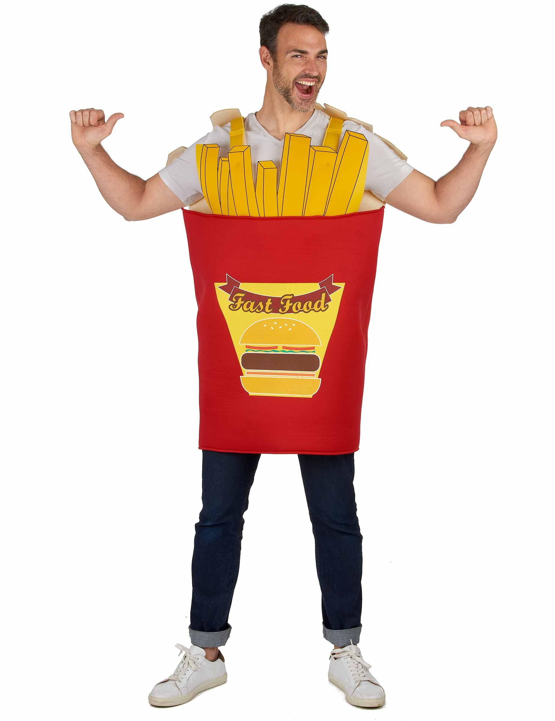 Ortaggi piselli Costume Per Adulti Unisex Costume puramente vegetariano BUFFO