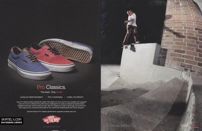 Vans Shoes - Chima Pro Classics Ad