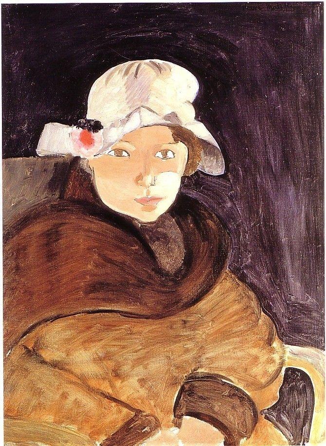 Matisse - Brown Eyes