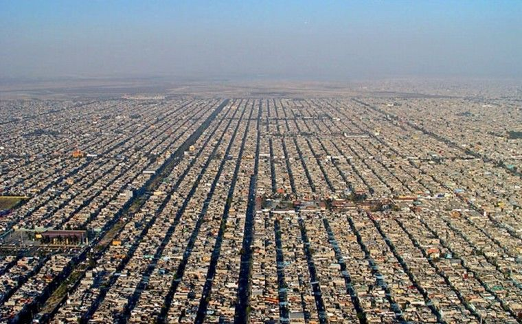 33 Powerful Images Of The Largest Slums In The World Fun Facts About Mexico City Mexico City