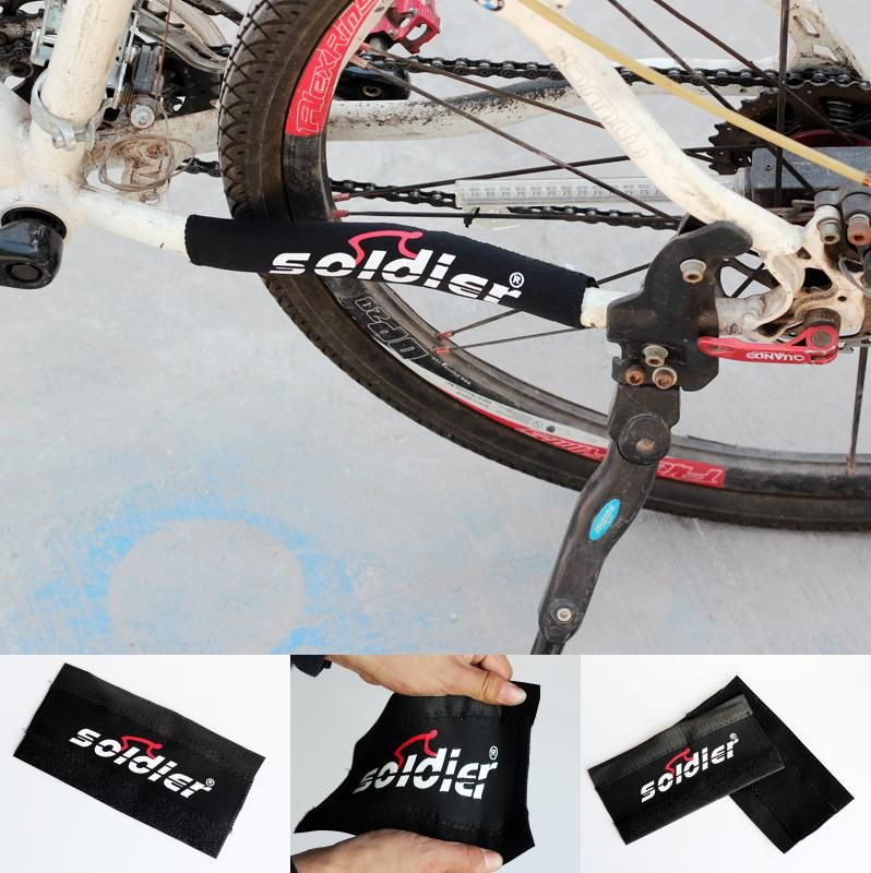 Visit To Buy 2pcs Bike Chain Protector Cycling Frame Chain Stay