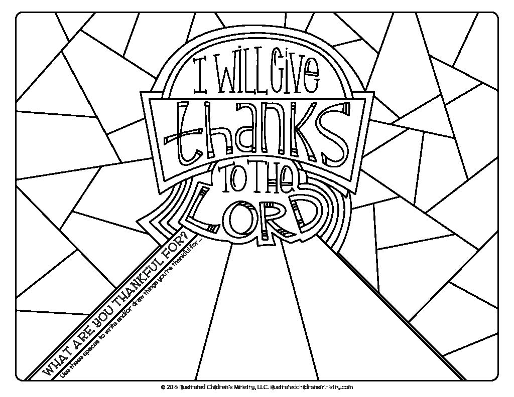 28 Give Thanks Coloring Page In 2020 Penguin Coloring Pages