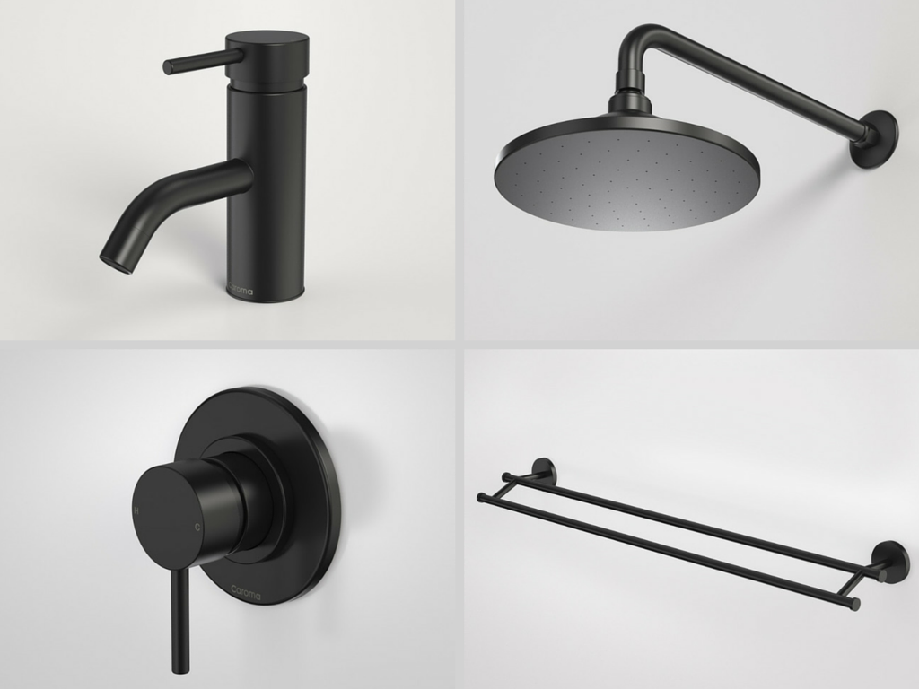 Black Bathroom Accessories Australia black shower taps #bathroom #bath #shower | bathroom accessories