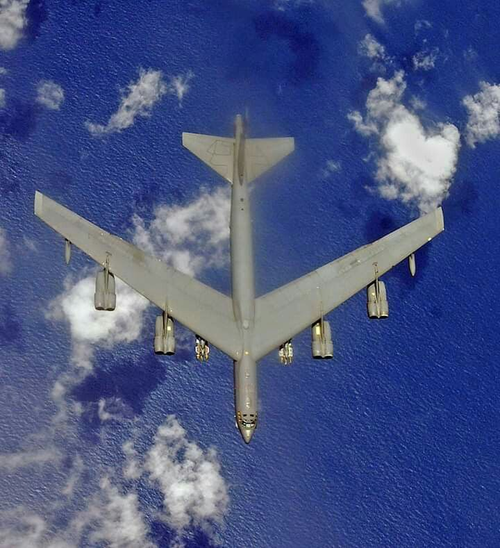 Boeing B 52 Stratofortress Of The U S Air Force History: B-52 Stratofortress