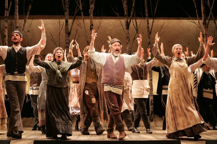 The Cast Of Goodspeed S Fiddler On The Roof C Diane Sobolewski Fiddler On The Roof Fiddler Roof