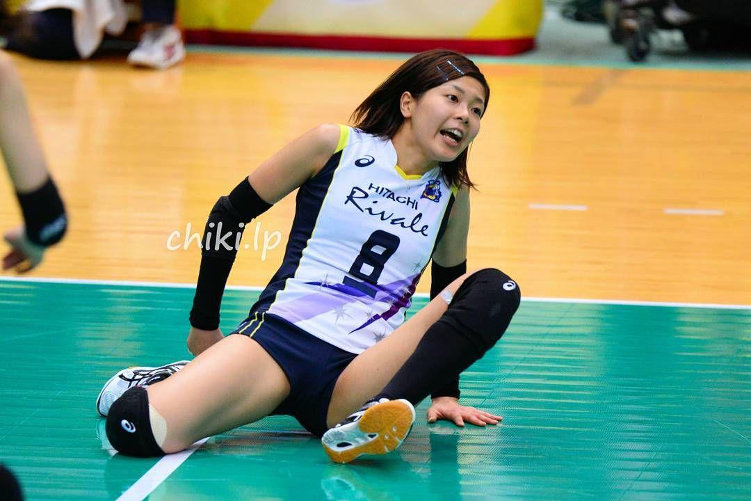 2015/16 V Premier League volleyball nikon d800 佐藤美弥