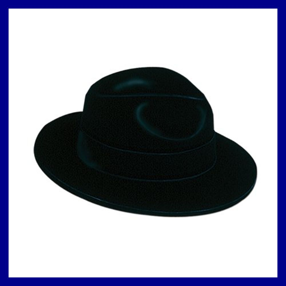 ea7468fa Velour Fedora 24 Hats BLACK One Size Fits Most FREE SHIPPING Mens Kitchen # fashion #clothing #shoes #accessories #mensaccessories #hats (ebay link)