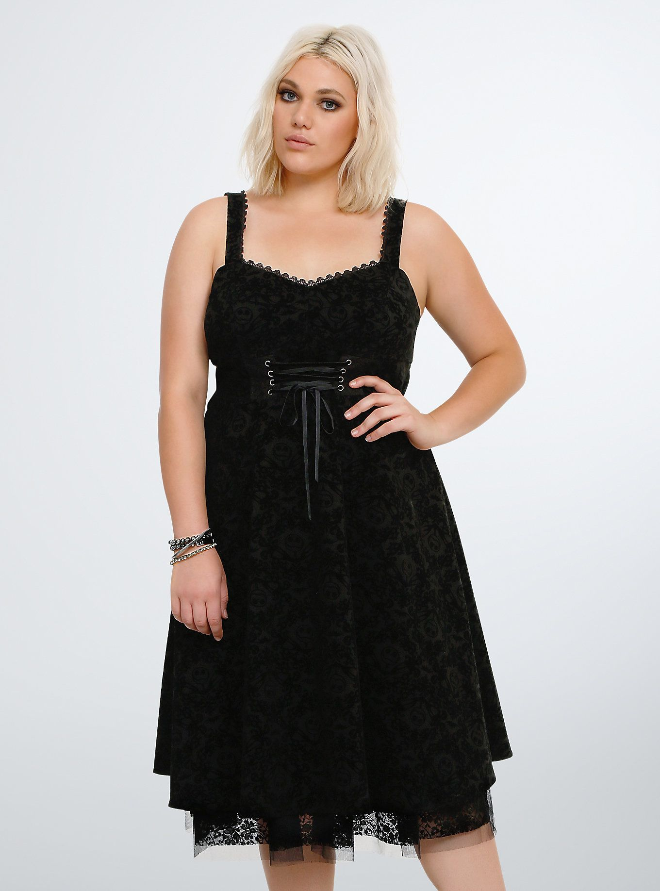 0c091c40b80 Nightmare Before Christmas Collection Corset Dress