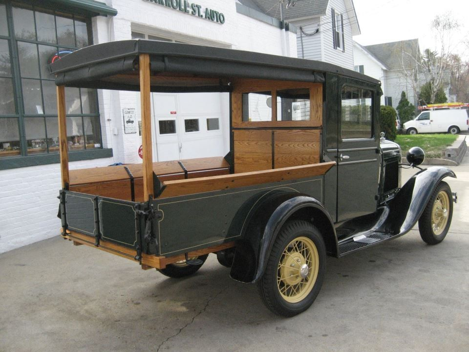 1930 ford huckster Old ford trucks, Old fords, Chevrolet