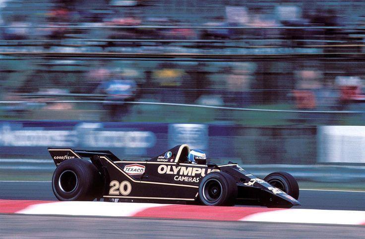 Keke Rosberg, Wolf - Ford WR9 (1979)