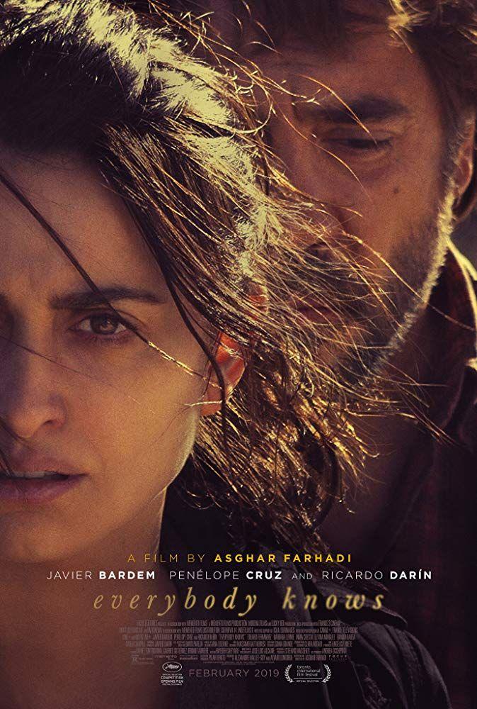 Todoslosaben Everybodyknows Yönetmen Asgharfarhadi Oyuncular