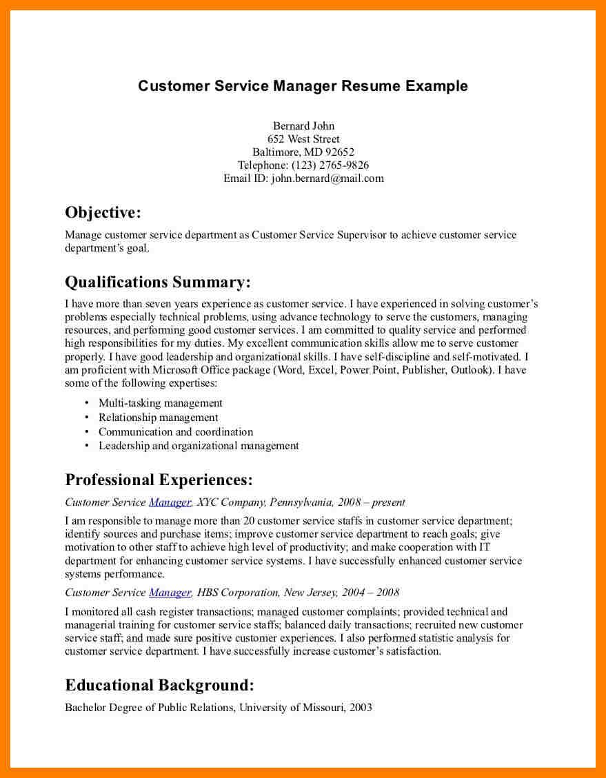 Retail Sales Cover Letter Customer Service Examples Services