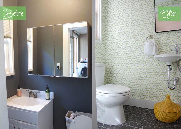 Before & After Small San Francisco Bathroom Remodel  Niche Interesting San Francisco Bathroom Remodel Design Ideas