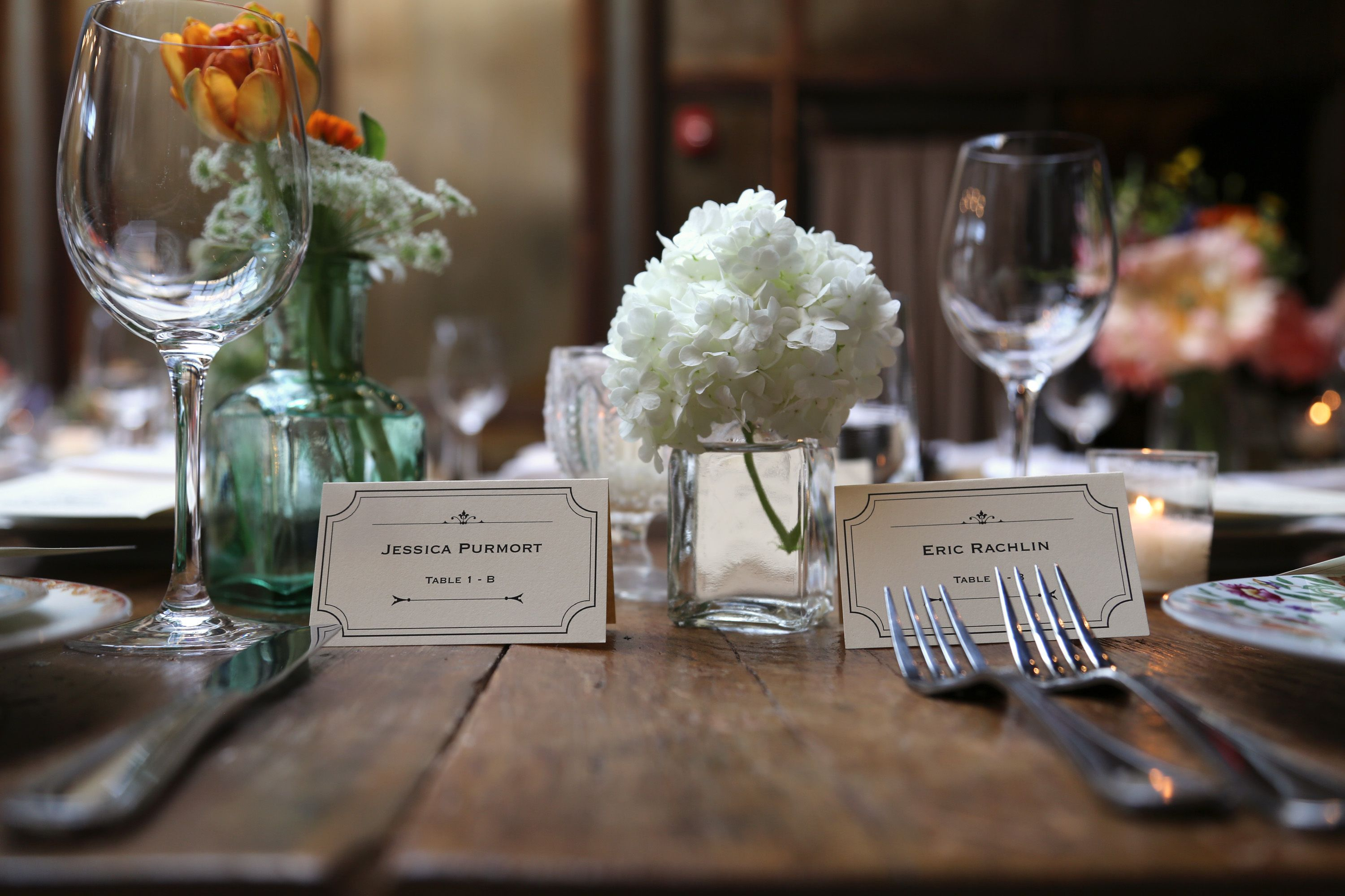 June 1st Wedding at Brooklyn Winery by Foxglove Floral