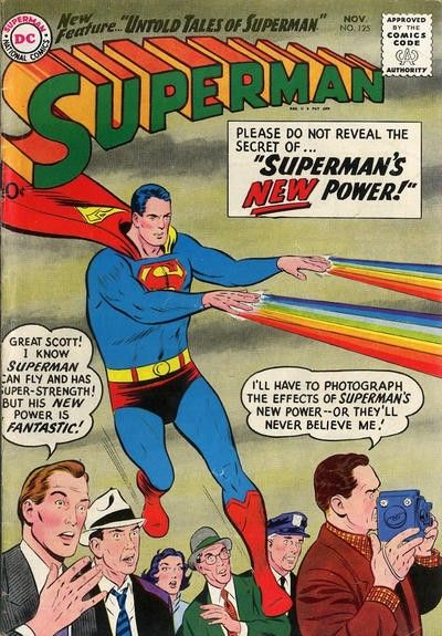 Infamous Comic Book