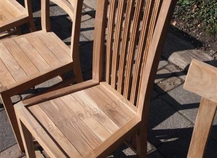 Bar Chair Teak Stuhl Hamburg Teak Stuhle Teak Holz