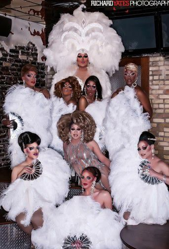 Have a great time with The Ladies of La Femme tonight at Gay 90's!!