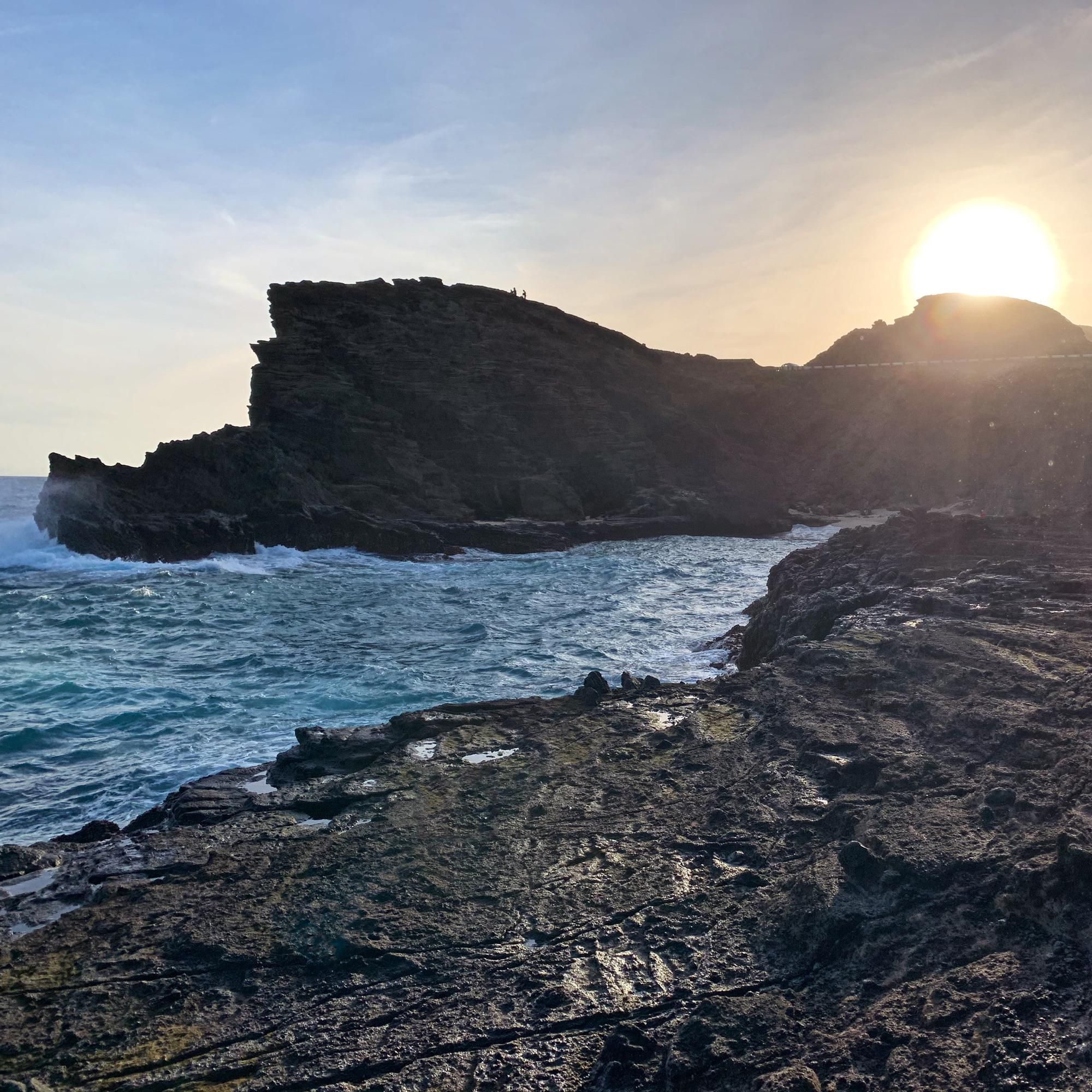 Amazon.in: photography kit -  Sunset behind volcano rock on Oahu Hawaii [2000×2000] [OC] IG: TheKevinDrew get your photography kit now #amazon # affiliate #photography #nature #wallpaper  Best Picture For  chicago photography cityscapes  For Your Taste You are looking for something, and it is going to tell you exactly what you are looking for, and you didn't find that picture. Here you will find the most beautiful picture that will fascinate you when called  chicago photography men . When you l