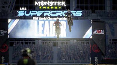 New Games MONSTER ENERGY SUPERCROSS THE OFFICIAL
