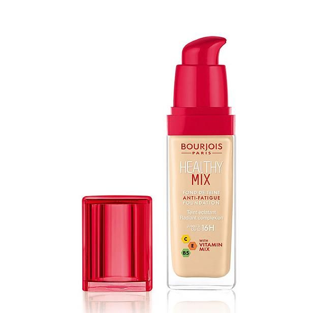 #Bourjois #foundation #wehkamp #makeup #beauty