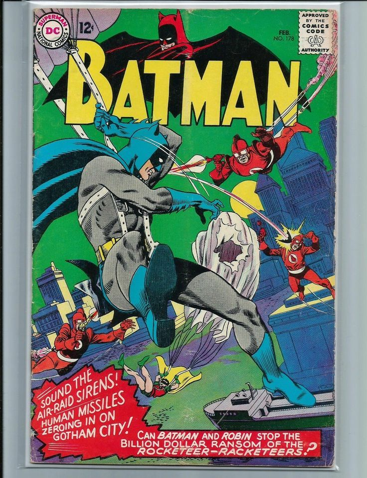 kane-batman-silver age