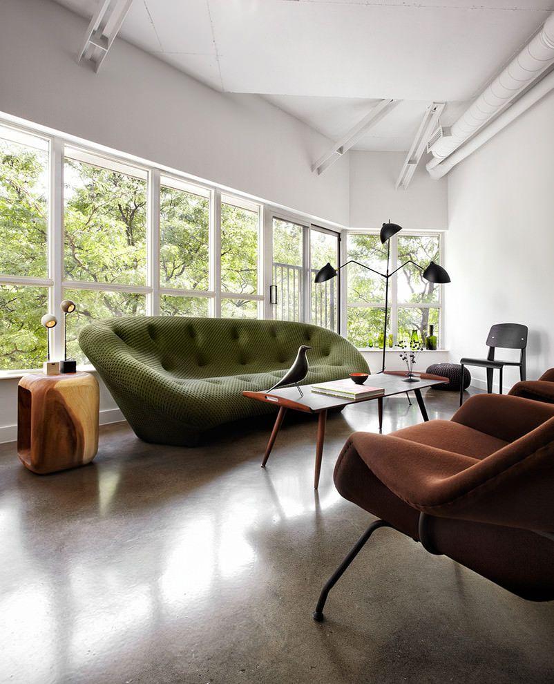 Rhubarbes Beige Living Rooms Interior Design Home