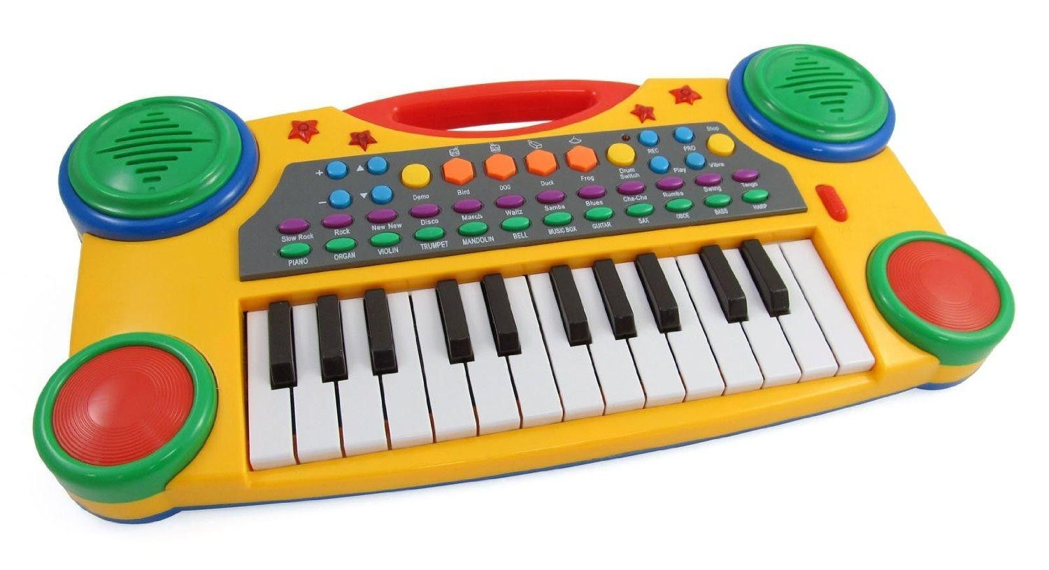 gifts for child piano players