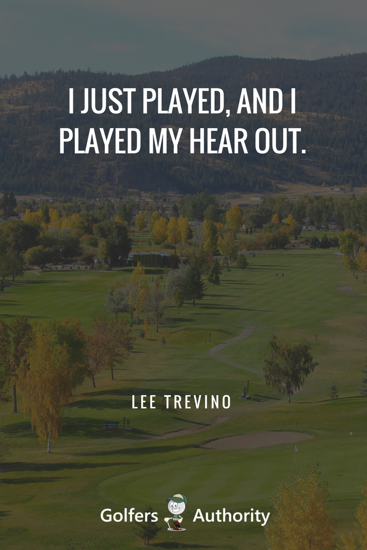 The 60 Best Golf Quotes of All Time Golf quotes, Improve